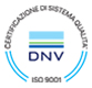 System Quality Certificate ISO 9001 Accredia